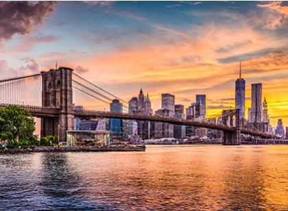PACOTE NEW YORK - 06 NOITES - FÉRIAS DE JULHO - VOO AMERICAN (S. PAULO/GRU)